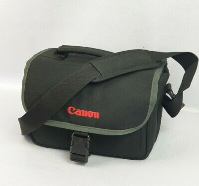 £18 • Buy Padded CANON Camera / Camcorder Case, Shoulder Bag WitH Pockets & Dividers W30cm