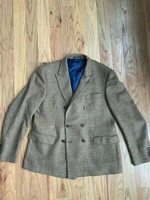 $265 • Buy Noah Houndstooth Double Breasted Blazer