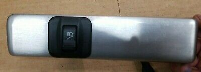 $85 • Buy 2002-2007 Jeep Liberty Roof Off Road Fog Light Lamp Switch OEM Silver Metal