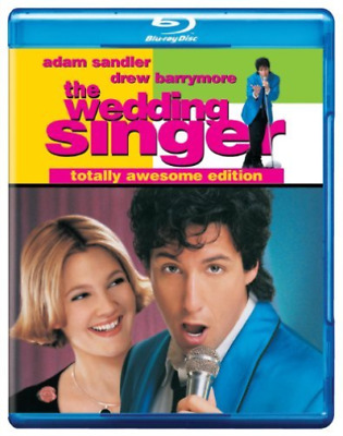AU28.68 • Buy SANDLER,ADAM-Wedding Singer Blu-Ray NEW
