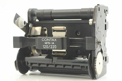 $ CDN423.47 • Buy [MINT] CONTAX MFB-1A 120/220 Film Insert For Contax 645 Film Back From JAPAN
