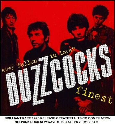 £4.95 • Buy The Buzzcocks - Very Best Essential Greatest Hits Collection 70's Punk Rock CD