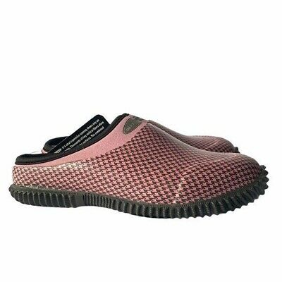 £43.11 • Buy Muck Boot   Muckster Clog Pink Houndstooth Size 5