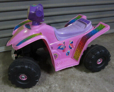 AU20 • Buy Girls Ride On Quad Bike - 6V Electric