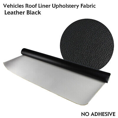 $41.35 • Buy 76  X 54  Faux Leather Headliner Lining Fabric Hatch Dome Roof Lining Regain