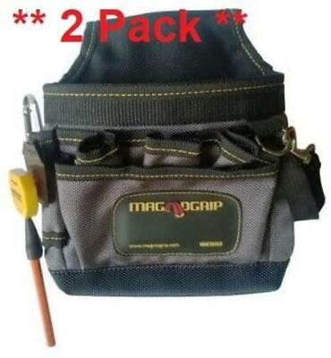 $34.99 • Buy ** 2 Pack **- 9-Pocket Magnetic Maintenance Pouch With Quick Snap Pencil Holder