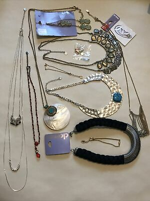 £4.50 • Buy Statement Necklace, Bracelet  Costume Jewellery New And Used  Claire's