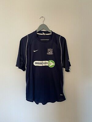£25 • Buy 2007-08 Southend United Home Shirt - Large