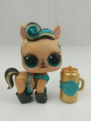 $ CDN16.23 • Buy LOL Surprise Doll Pets Luxe Pony Pet Horse With Outfit & Pop Cup