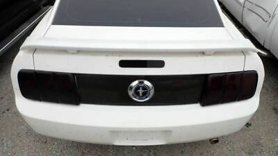 $375 • Buy Trunk/Hatch/Tailgate With Spoiler Pedestal Mount Fits 05-09 MUSTANG 2315570