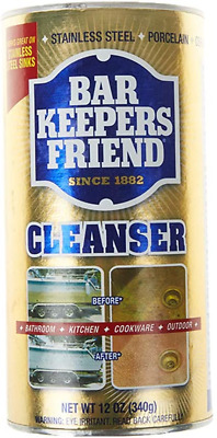 £10.80 • Buy Bar Keepers Friend, Cleanser, 12 Oz 340 G