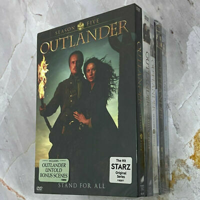 AU42.50 • Buy Outlander: The Complete Season 1-5 (DVD, 23-Disc Set) Fast Shipping
