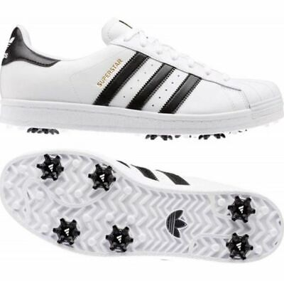 $ CDN140.36 • Buy Adidas Superstar Gold Golf Shoe Limited Fashion ,Shoes Men's White FY9926