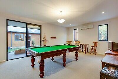 """AU2340 • Buy Alcock 8ft X 4ft Pool Table """"the Ambassador"""" Incl. All Accessories"""