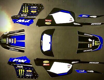 $ CDN72.56 • Buy Yamaha  PW 50 Graphics W/free Decal Sheet 1990-20 Monster Star Yamaha