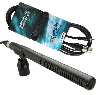 £190.73 • Buy Rode NTG-2 Directional Microphone NTG2 Microphone+MC-008XJ 3M Cable XLR - 3,5mm