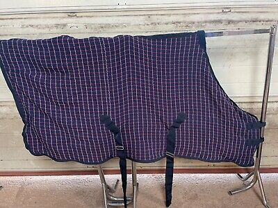 £18 • Buy WAREHOUSE CLEARANCE 7'0 Sheldon WAFFLE COOLER  Horse Rug Reduced- To Clear