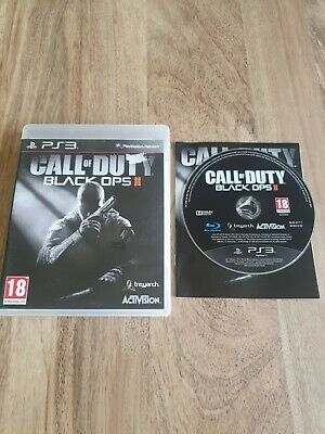 £5.39 • Buy Call Of Duty Black Ops II 2 PS3 Playstation 3 Very Good Condition!!