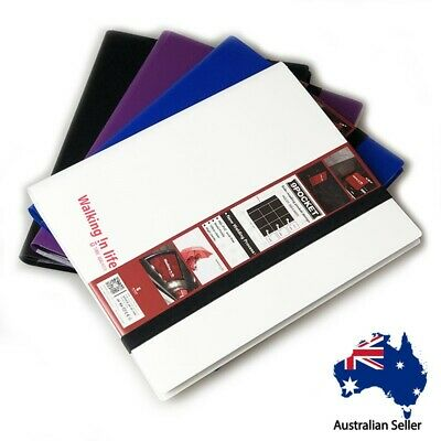 AU31.50 • Buy TimeWalker BINDER ALBUM 9 POCKET 360 CARDS Holder Storage Black Blue Purple MTG