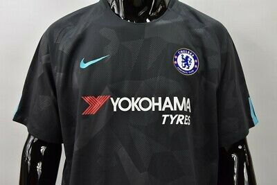 £49 • Buy The Blues 2017-2018 NIKE Chelsea FC Away 3RD Shirt Football Jersey SIZE XL Adult