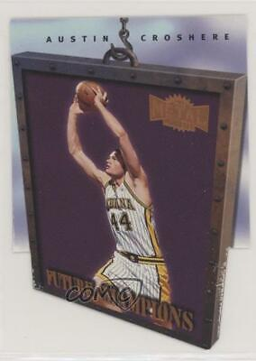 £1.01 • Buy 1997 Metal Universe Championship Preview Future Champions Austin Croshere Rookie
