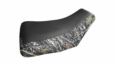 $24.99 • Buy For Honda Rancher 350 Seat Cover 2001 To 2006 Camo Sides Black Top Seat Cover