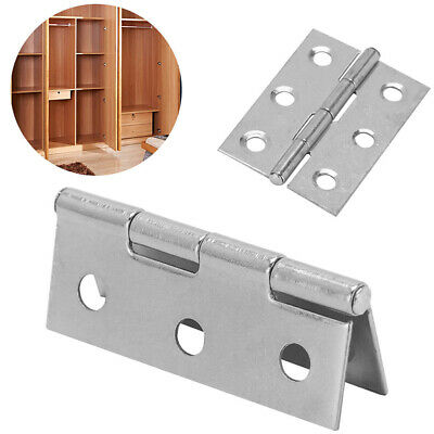 £6.49 • Buy 20x Stainless Steel Heavy Duty Boat Marine Cabinet Butt Doors Furniture Hinges