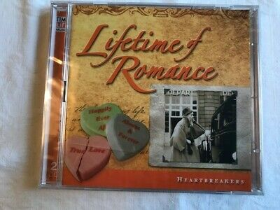 £7.50 • Buy 2 X Cd Lifetime Of Romance - Heartbreakers New & Wrapped