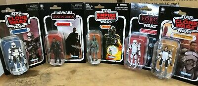 $ CDN20 • Buy Star Wars The Vintage Collection Figures 3.75 Inch New Sealed