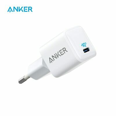 AU53.95 • Buy Anker Nano IPhone Charger, 20W PIQ 3.0 Durable Compact Fast Charger, PowerPort