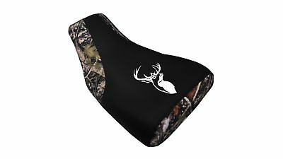 $34.99 • Buy Fits Honda Rancher 350 Seat Cover 2001 To 2006 With Logo Camo Sides Black Top