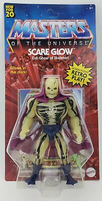 $39.99 • Buy Mattel Masters Of The Universe Origins Scare Glow 5.5-in Action Figure