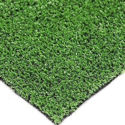 £23 • Buy Cheap Budget Artificial Fake Grass Clearance 7mm Quality Realistic Astro Turf