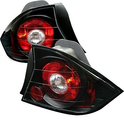 $113.75 • Buy Spyder Auto 5004369 Euro Style Tail Lights Fits 01-03 Civic