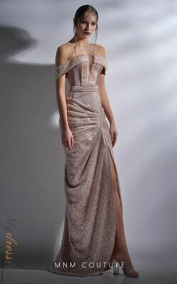 $ CDN2229.39 • Buy MNM Couture G1290 Evening Dress ~LOWEST PRICE GUARANTEE~ NEW Authentic