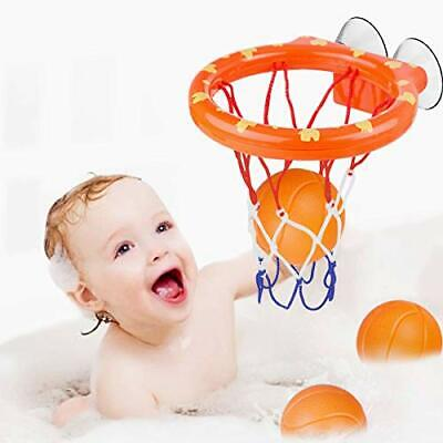 AU24.17 • Buy WEARXI Baby Bath Toys Fun Bathtub Shooting Game For Kids, Toddler Basketball