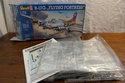 £29.99 • Buy Revell B-17G F FLYING FORTRESS ,# 04283 ,1/72 Scale