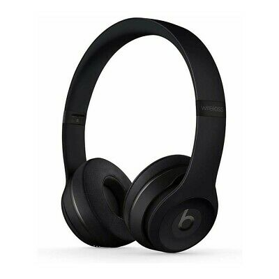 AU35.69 • Buy Beats By Dre Solo 3 Wireless Headphones, Brand New And Exquisitely Sealed