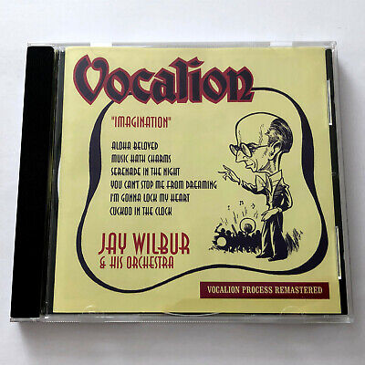 £4.99 • Buy Jay Wilbur And His Orchestra – Imagination (Vocalion CD 2007) 25 Tracks