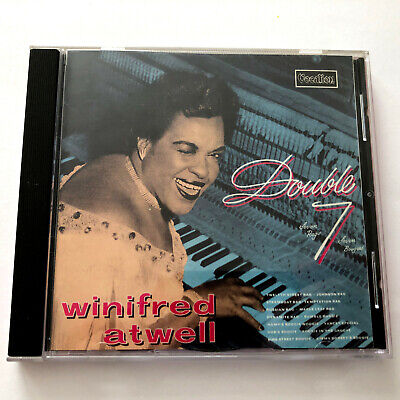£12.99 • Buy Winifred Atwell – Double 7 & Singles Compilation (Vocalion CD 2005)