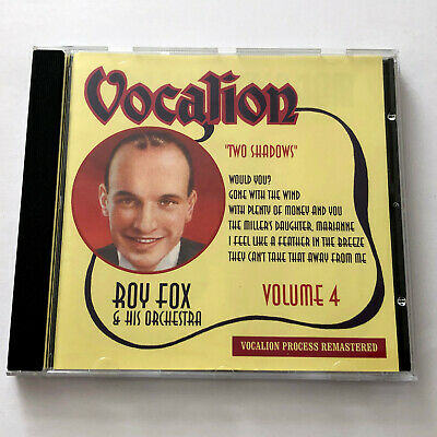 £6.99 • Buy Roy Fox And His Orchestra – Volume 4 : Two Shadows (Vocalion CD 2007)