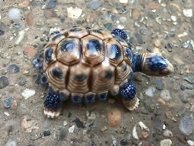 Small Wade Porcelain Tortoise In Very Good Condition • 4.99£