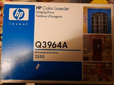 $ CDN112.27 • Buy Genuine Hp Q3964a Imaging Drum Box Sealed Vat Included Fast Post