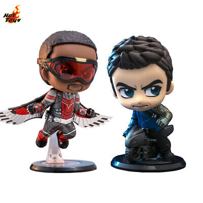 $ CDN51.10 • Buy Hot Toys Marvel The Falcon And The Winter Soldier Cosbaby Collectible OFFICIAL
