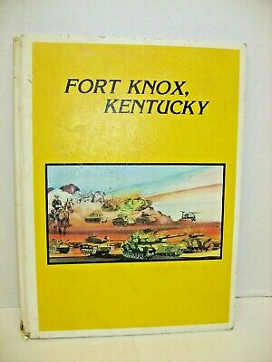 £28.63 • Buy 1984, Alpha Troop, 5th Recon Squad, US Army Training Ctr, Fort Knox, KY Yearbook