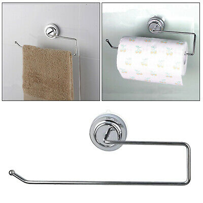 AU15.82 • Buy Stainless Steel Toilet Paper Holder Holder Dispenser Bathroom Organizer