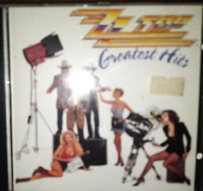 AU10.50 • Buy ZZ Top Greatest Hits CD