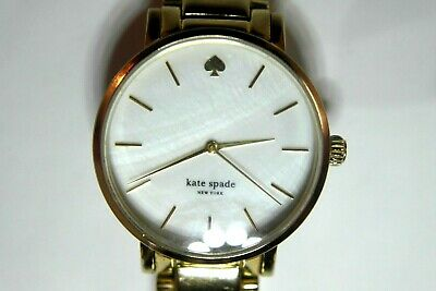 $ CDN56.33 • Buy KATE SPADE NEW YORK Live Colorfully Quartz Gold Women's Wristwatch