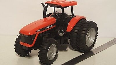 AU235.96 • Buy Ertl AGCO DT225 W/FWA Duals, ROPS And Canopy 1/16 Diecast Farm Tractor Replica