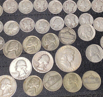 AU131.09 • Buy Silver Coin Lot Usa Coins